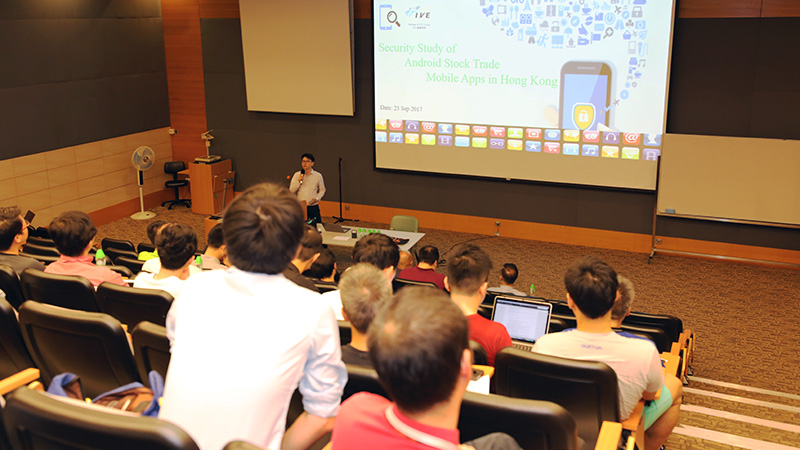 Seminar - Security Study of Android Stock Trade Mobile Apps in Hong Kong