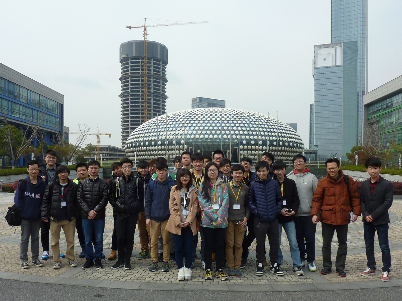 5-day Student Exchange Programme in Suzhou, China